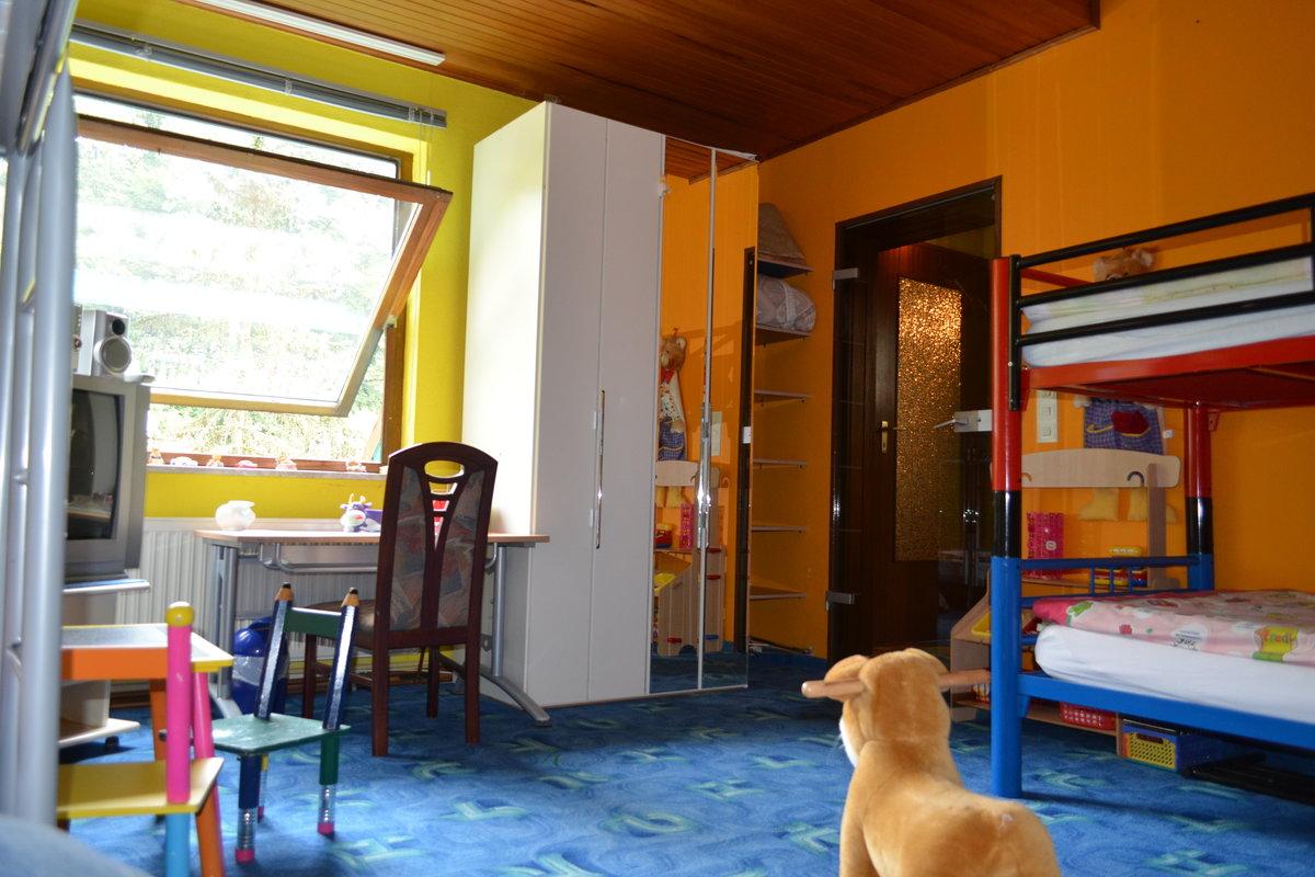 Klettergerüst Kinderzimmer : 4*haus der fee in sankt andreasberg bei gruppenunterkünfte