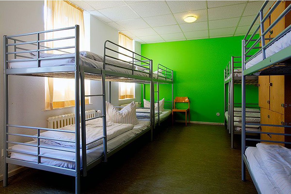 amstel house hostel berlin in berlin bei gruppenunterk nfte. Black Bedroom Furniture Sets. Home Design Ideas