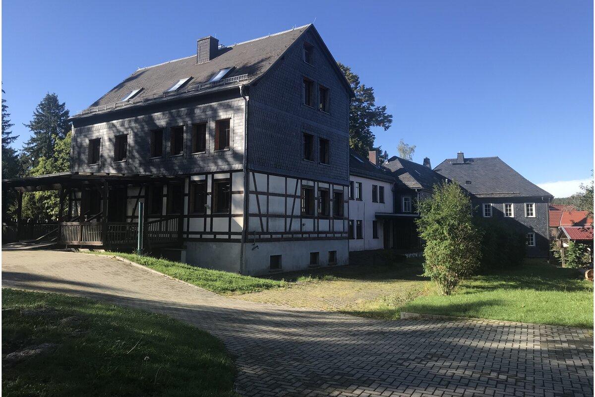 CVJM Haus Braunsdorf in Saalfelder Höhe bei Gruppenunterkünfte