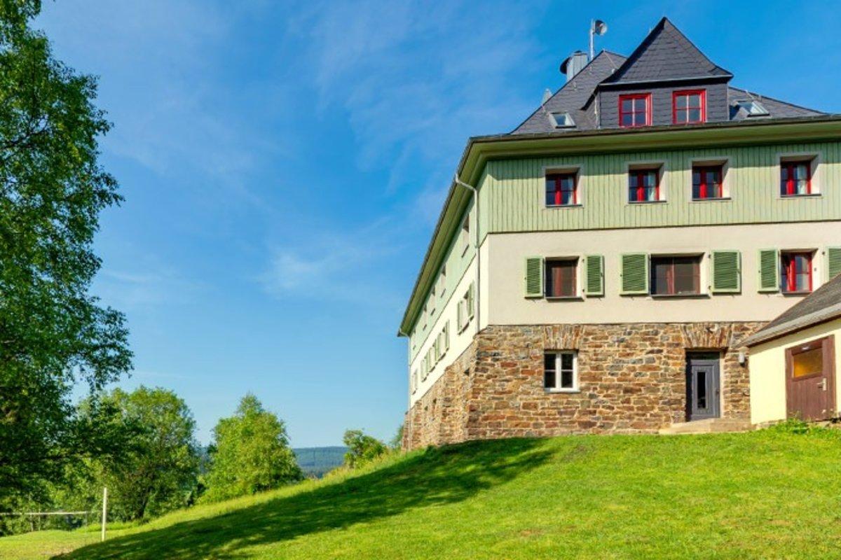 Klettersteig Johanngeorgenstadt : Familien jugendherberge johanngeorgenstadt