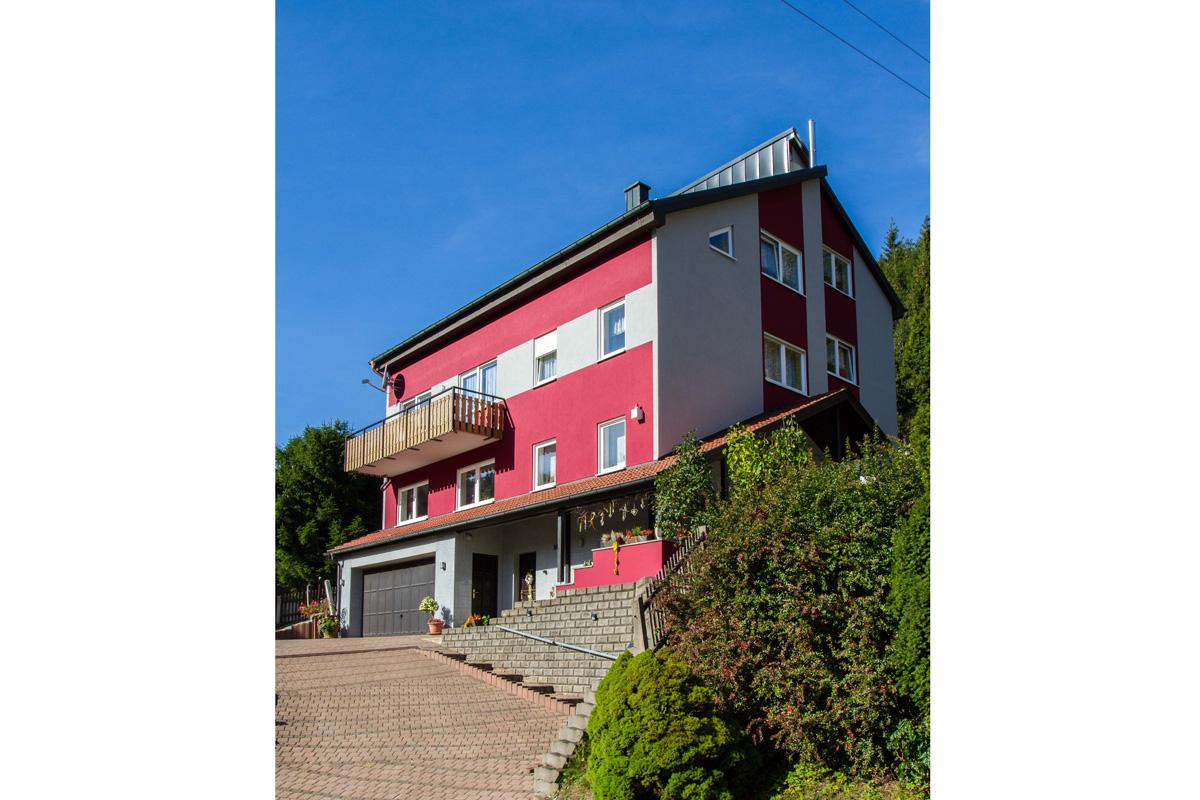 Ferienhaus & Pension AM BERG in Masserberg