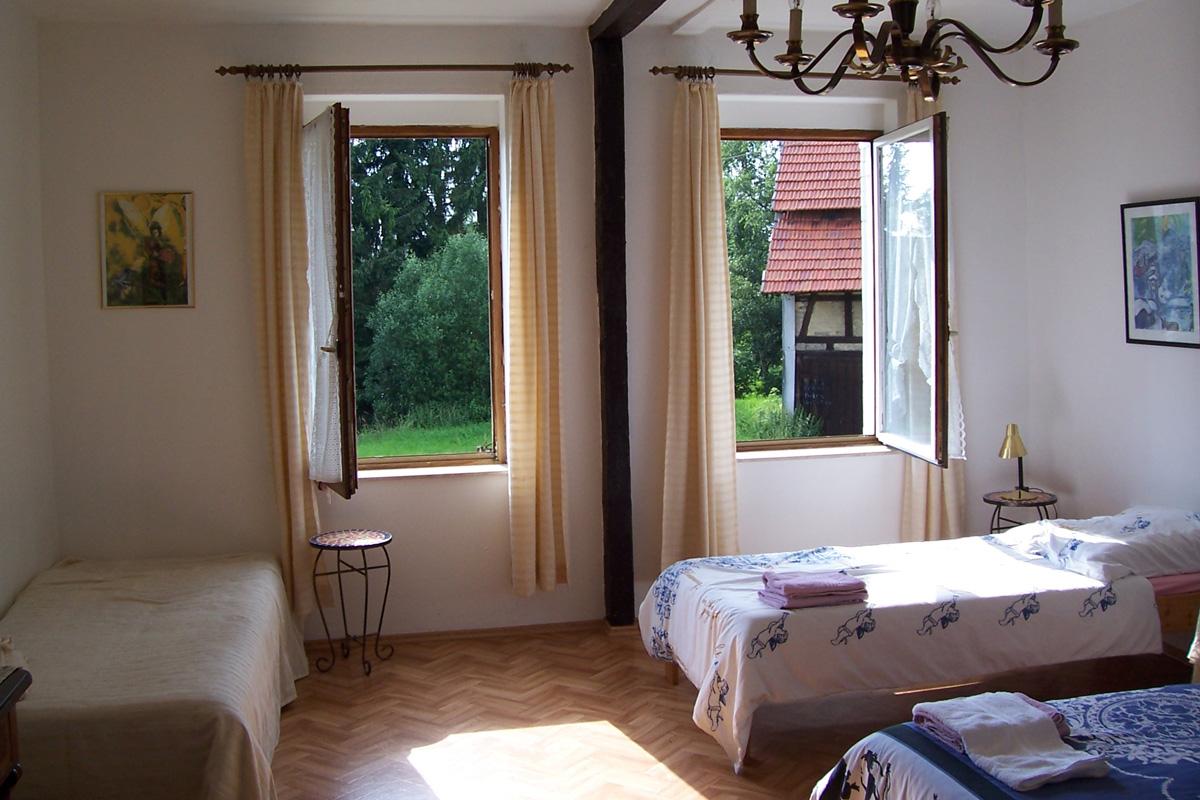 feriensitz herrenm hle in m cke bei gruppenunterk nfte. Black Bedroom Furniture Sets. Home Design Ideas