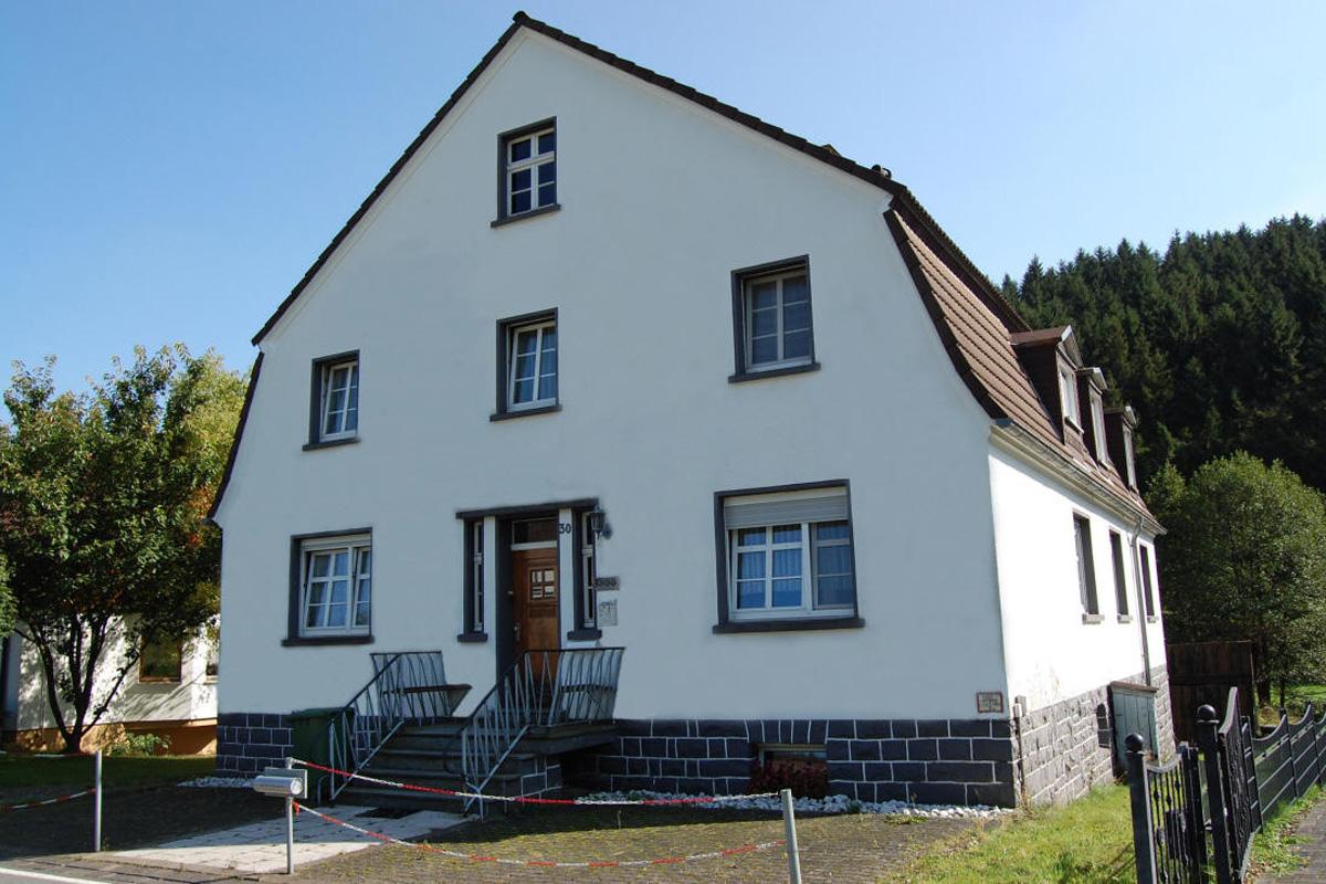 Haus Apfelbaum in Drolshagen bei Gruppenunterkünfte