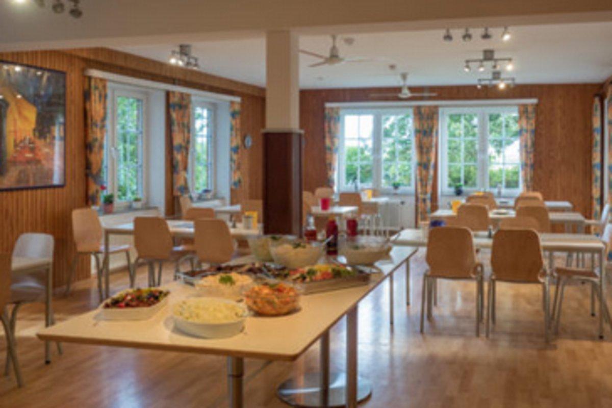 Haus Barmen in Spiekeroog bei Gruppenunterkünfte