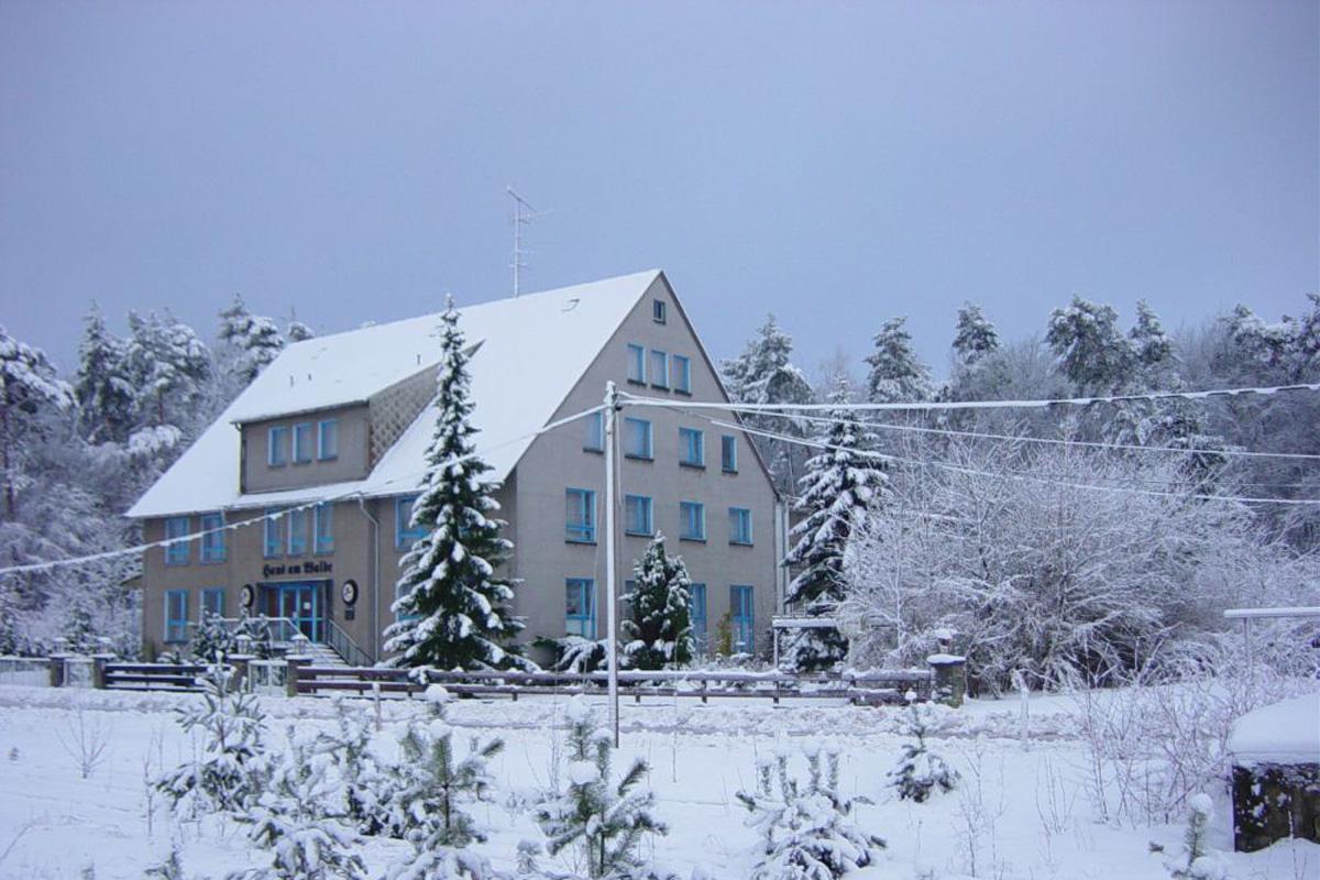 Haus am Walde in Borkow bei Gruppenunterkünfte