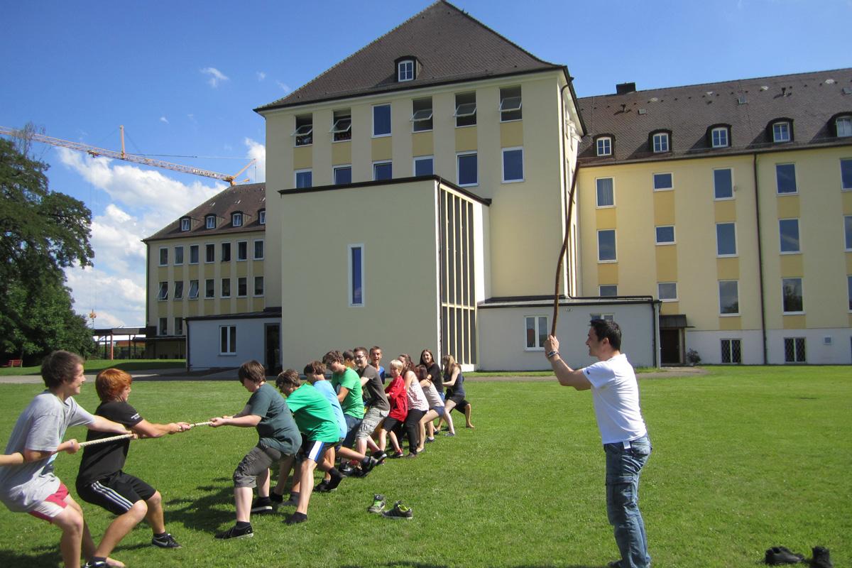 Haus der Begegnung St Claret in Weißenhorn