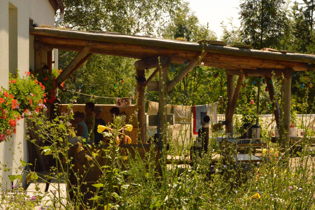 Sommerküche Haus : Immobilien haus in slavovitsa pleven bulgarien haus von qm