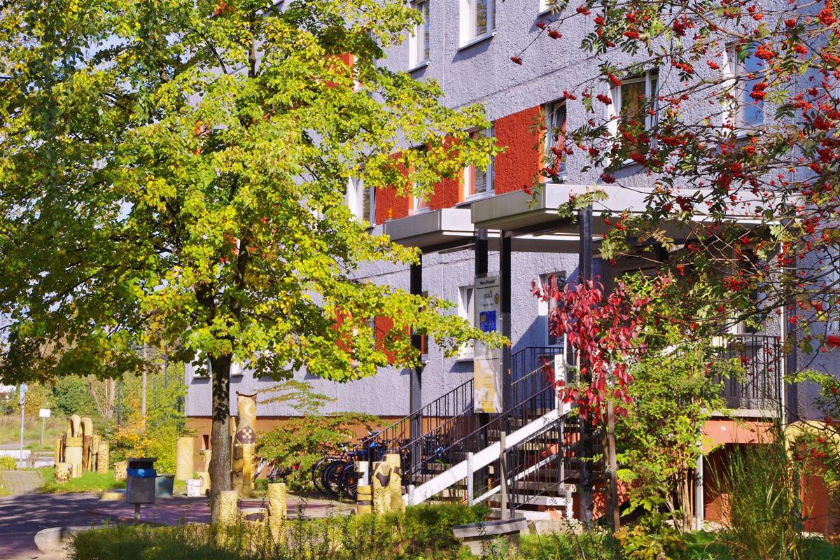 Hostel Haus Pro-social in Berlin bei Gruppenunterkünfte