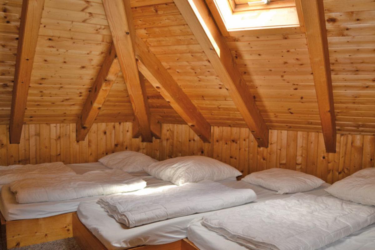Matratzenlager hütte  Hütte Todtmoos Südschwarzwald in Todtmoos