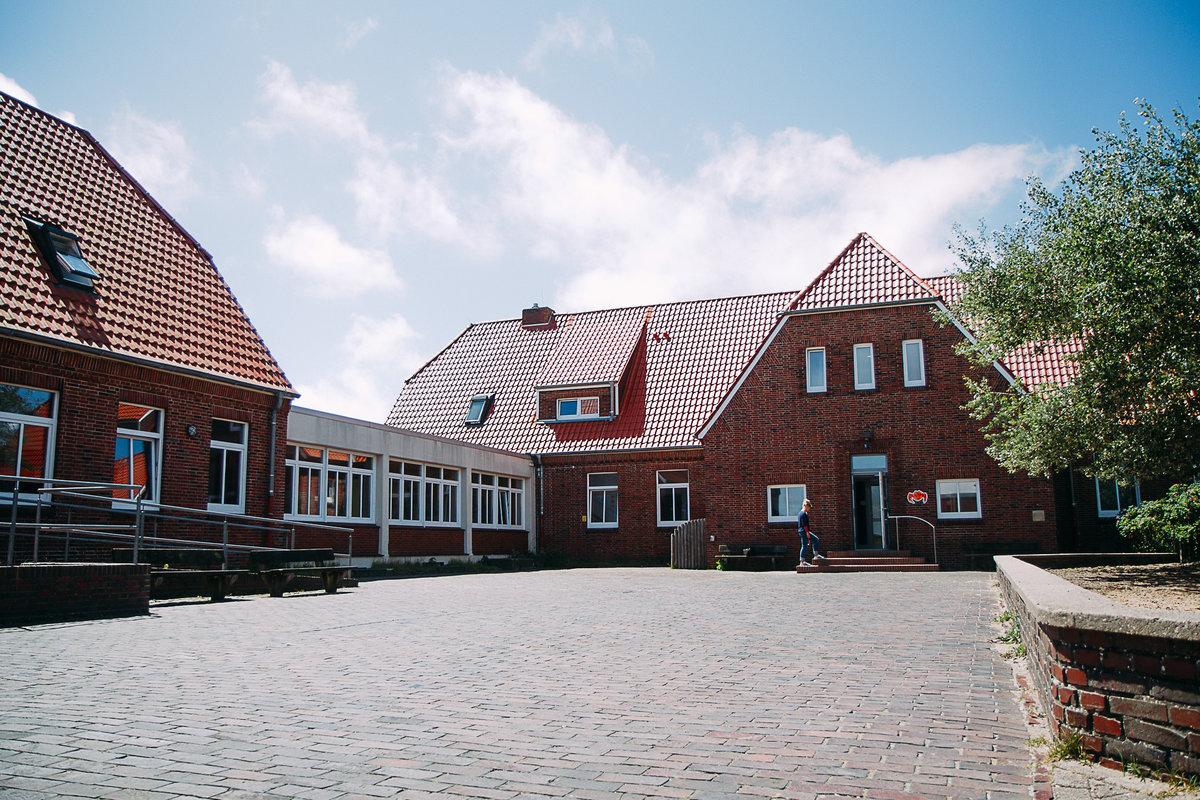 Inselquartier Haus Detmold (Jugend- und Gästehaus) in Norderney