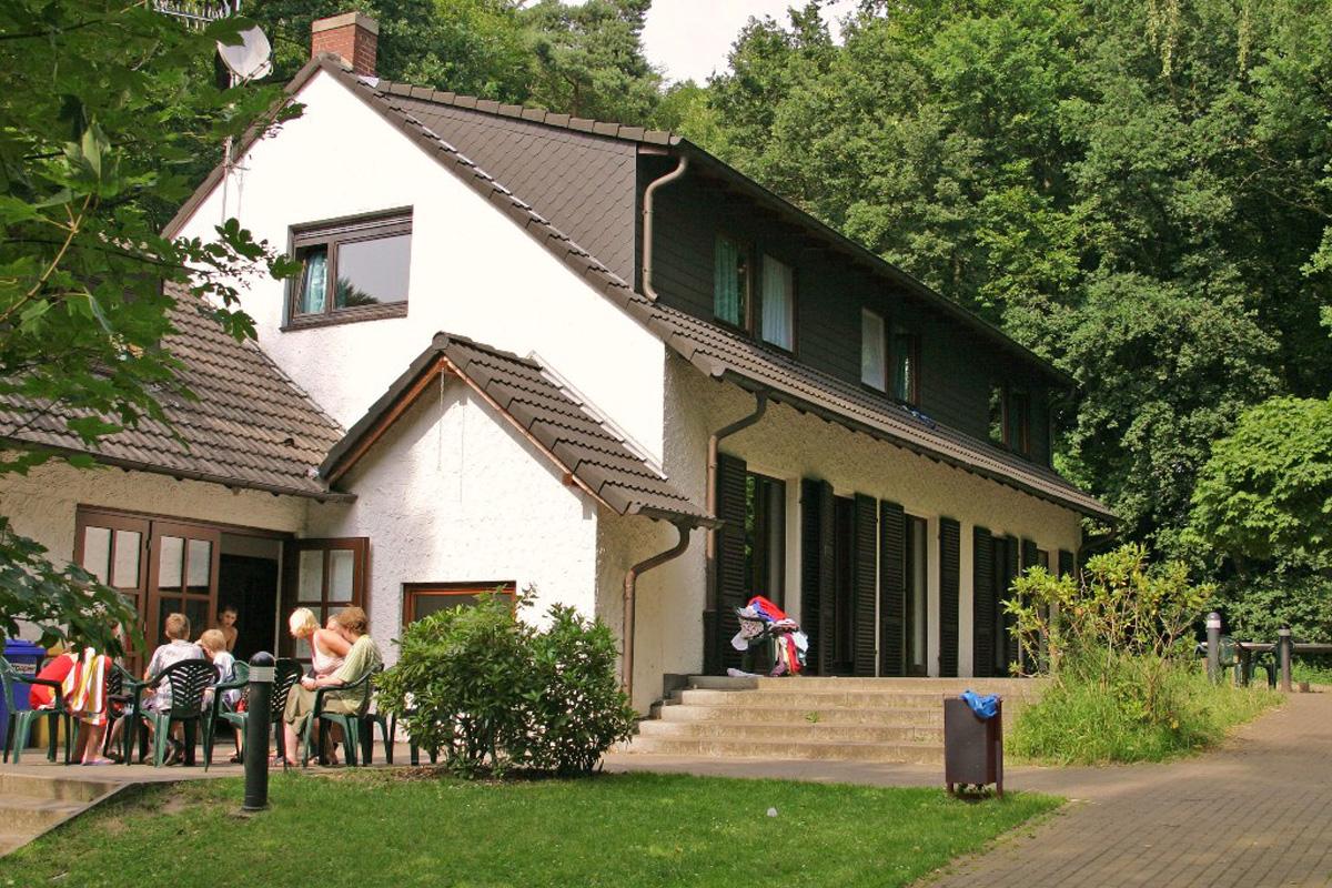 Jugendbildungsstätte Gilwell Sankt Ludger in Haltern