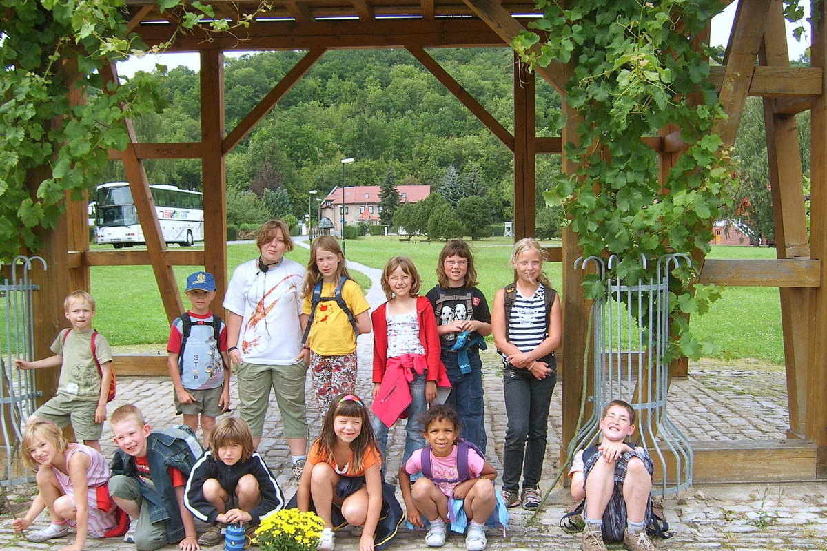 Jugendherberge Bad Sulza in Bad Sulza bei Gruppenunterkünfte