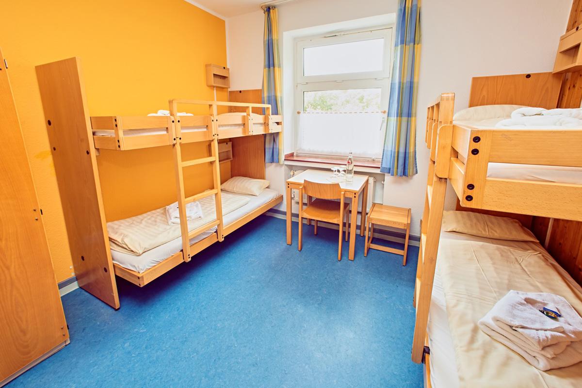 Etagenbetten Für Jugendherbergen : Bilderstrecke zu jugendherbergen für familien die neuerfindung