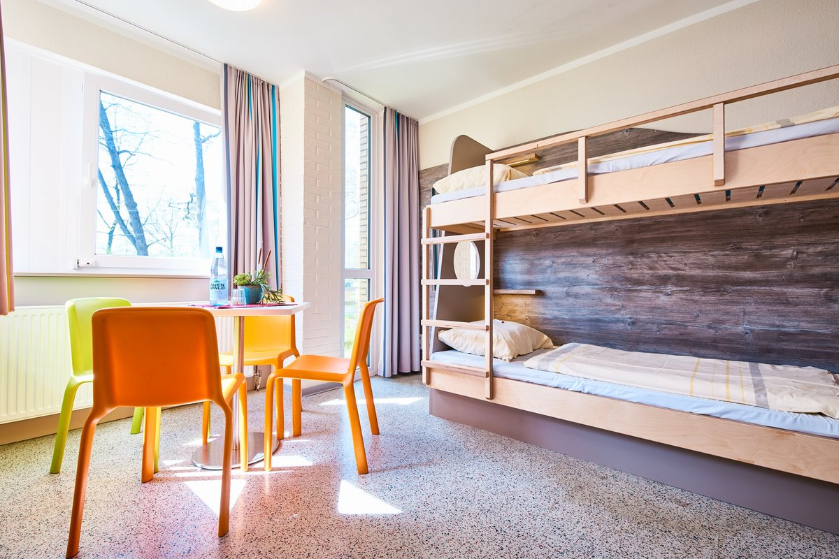 jugendherberge verden in verden bei gruppenunterk nfte. Black Bedroom Furniture Sets. Home Design Ideas