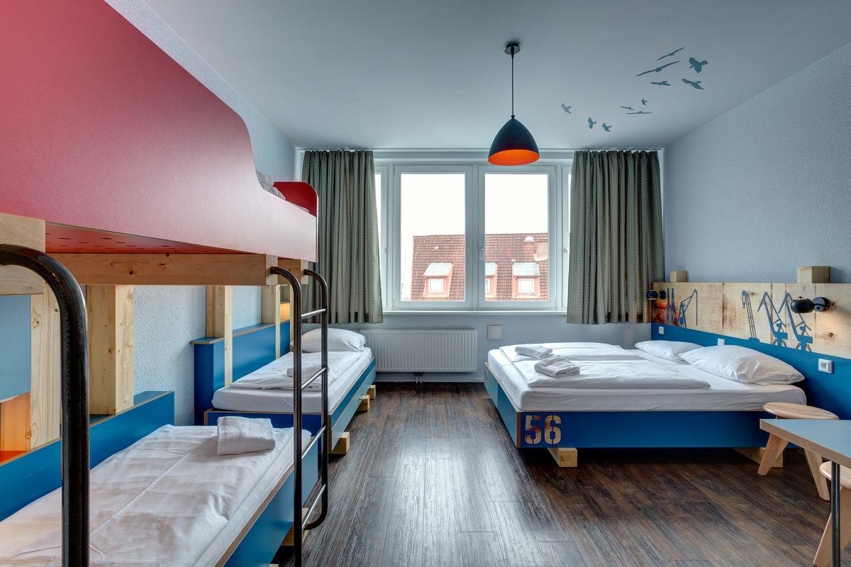 Meininger Hotel Hamburg City Center In Hamburg