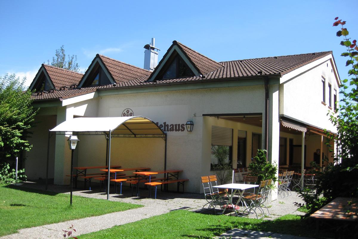 Naturfreundehaus Friedrichshafen in Friedrichshafen