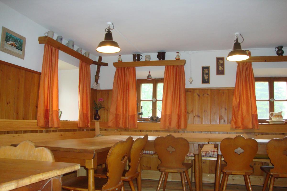 Schauberger-Hütte in Waldkirchen (Niederbayern)