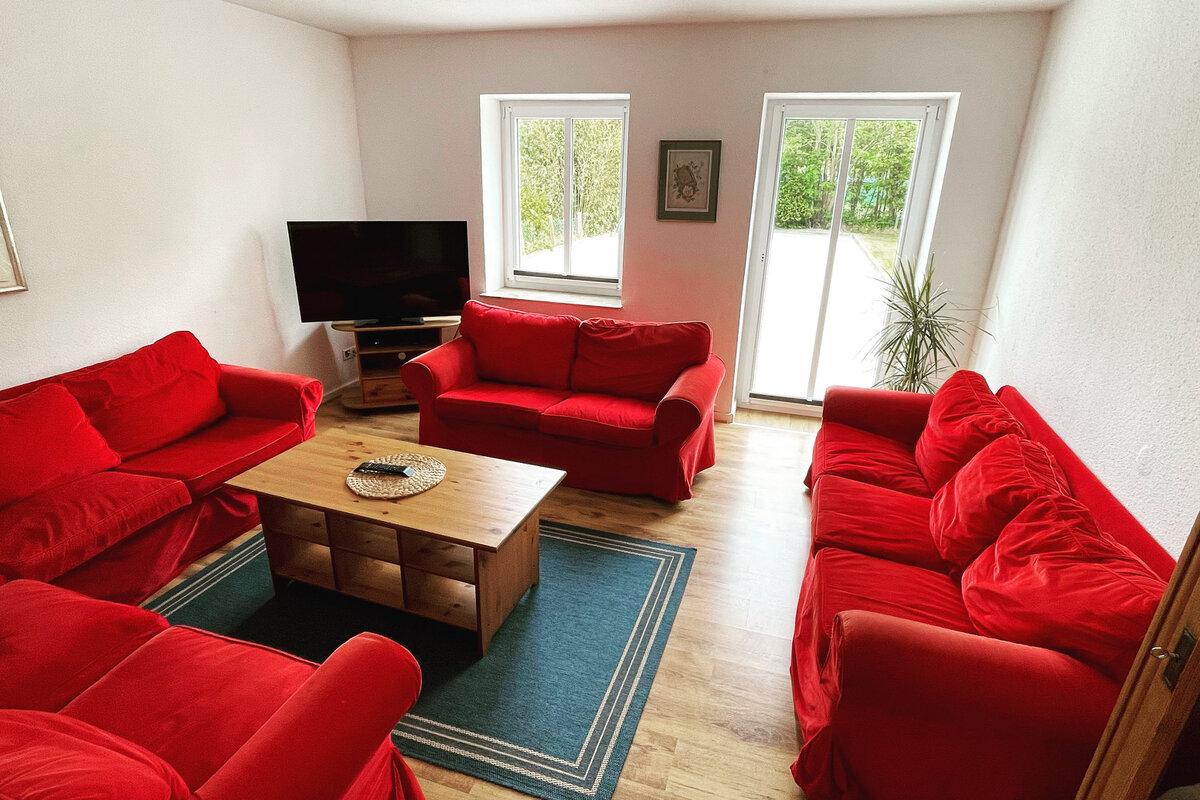 XXL-Ferienhaus Eiderhuus - Altes Zollhaus in Tönning
