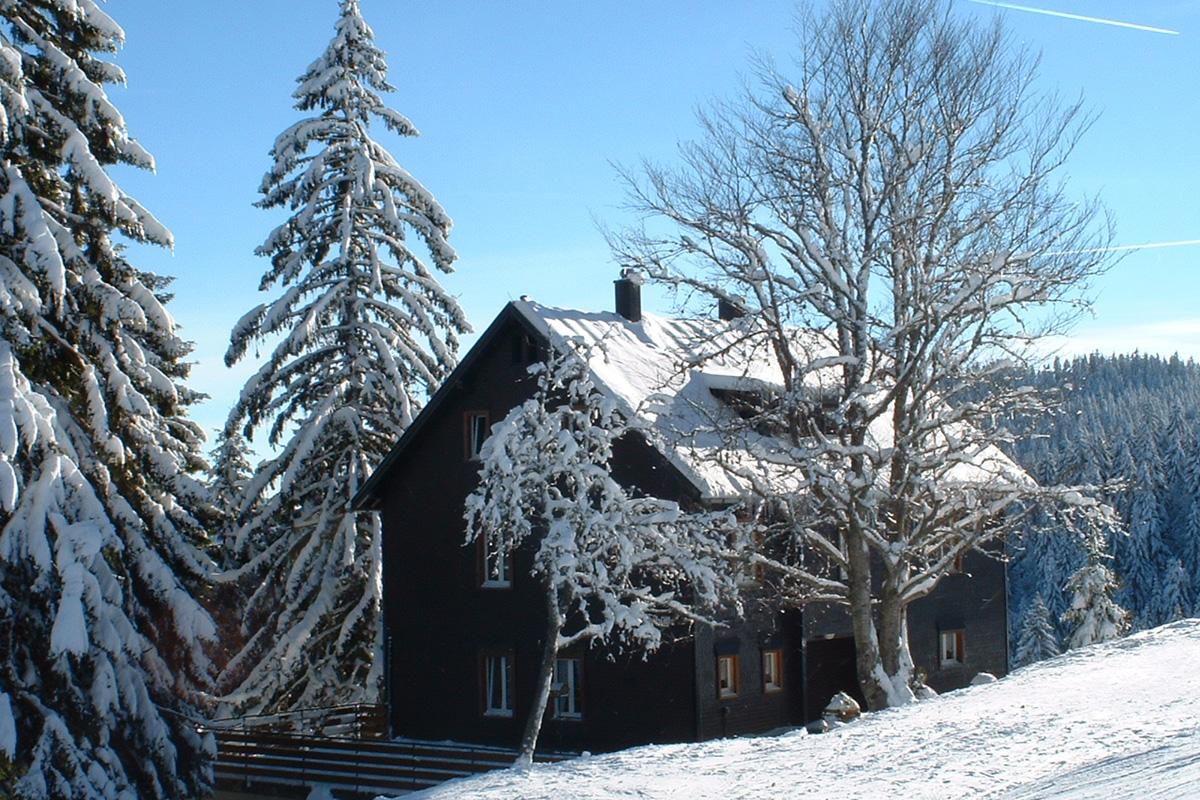Zeller Skihütte in Feldberg bei Gruppenunterkünfte