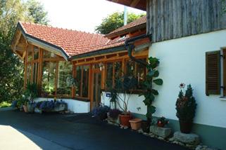 Villa Kunterbunt Selbstversorgerhaus