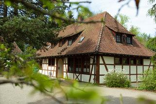 Gästehaus Morgenrot auf Schloss Hohenfels beim Bodensee