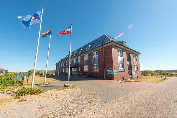 Jugendgästehaus Pidder Lüng Haus in Hörnum Sylt in Hörnum