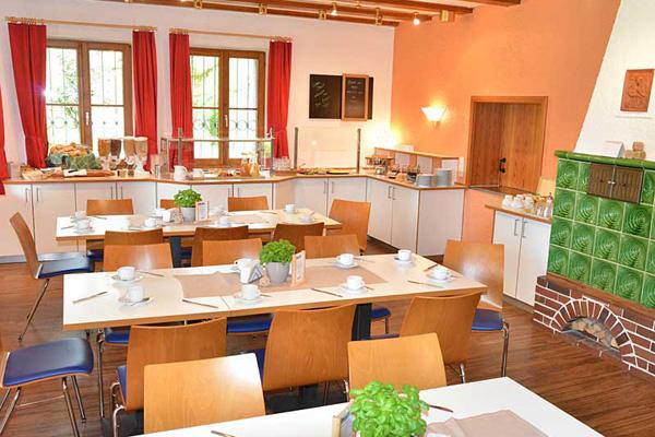 Jugendhaus Don Bosco in Friedrichshafen bei Gruppenunterkünfte